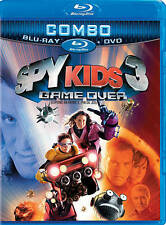 Spy Kids 3: Game Over (Blu-ray Disc, 2011) *Disc Only-NO CASE *Free Ship! *