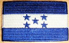 HONDURAS Country Flag Embroidered PATCH Badge