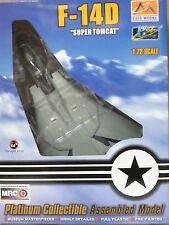 MRC Easy Model 1/72 F14D VF101 Super Tomcat Built Up Model 37191