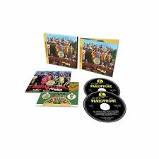 THE BEATLES SGT. PEPPER'S LONELY HEARTS CLUB BAND (50TH ANNIVERSARY DELUXE) 2 CD