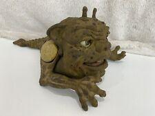 Rare Vintage Large Boglins Dwork Toy 1987 Functional Puppet
