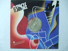 "Fat Larry's Band – Teach Me - Disco Mix 12"" Vinile PROMO Stampa USA 1986"