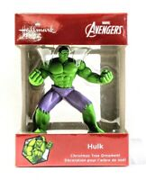 Hallmark Marvel Avengers HULK , Tree Ornament 2018, New in box!   # 2HCM4222