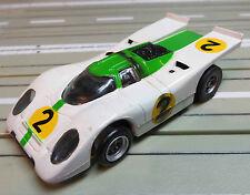 Faller Aurora -  AFX Porsche 917 mit Fahrlicht, + 2 neue Schleifer