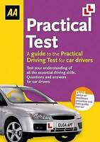 Driving Test Practical (Aa Driving Test) by AA Publishing, Good Book (Paperback)