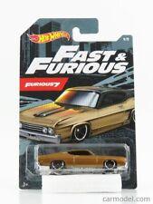 Hot Wheels Fast&furious 5/5 '69 Ford Tortino Talladega Furious 7 Cod.25529