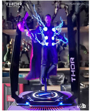 Toys-box Thor Base Station With UV Light 1/6 Scale Scene Model for HT 12'' Toys