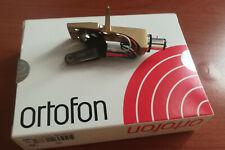 Testina ORTOFON  OM 1S colpleta di Box su Headshell GOLD (nuovi)