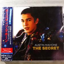 Austin Mahone – The Secret UICU-1253 JAPAN CD OBI sealed