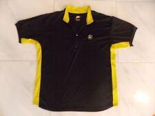 Nike Tennis Golf Dry Fit 1/4 Zip Short Sleeve Shirt - Size Adult Medium