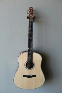 New Seagull Maritime SWS Steel String Acoustic/Electric Guitar with Gig Bag