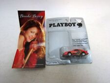 In Open Box Playboy Brooke Berry Die Cast Limited Edition Car + Insert (000)