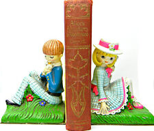 1908 First Edition ALICE IN WONDERLAND Alice's WALTER HAWES Adventures L CARROLL