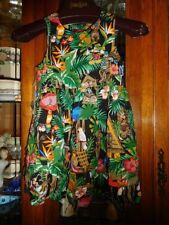 Rayon Regular Sleeve Dresses (Sizes 4 & Up) for Girls