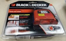 Black & Decker BDL220S Laser Level with 360° rotating wall attachment