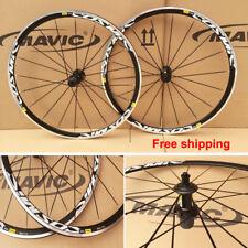 Mavic Cosmic Elite S Clincher Road Bike Bicycle 700c F&R Wheels Wheelset Instock
