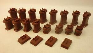 20 x TECHNIC N gauge ELEVATED TRACK SUPPORTS,                                  c
