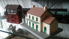 JOUEF Lot de maquettes Gare de Champagnole ...
