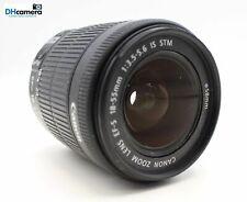 Canon EF-S 18-55mm Image Stabilizer f/3.5-5.6 IS STM Zoom Lens