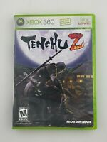 Tenchu Z - Xbox 360 Game - Complete & Tested