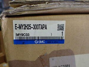 SMC E-MY2H25-300TAPA Electric Belt Actuator, Stroke: 300mm,