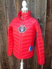 Columbia Women's TURBO DOWN 860TD puffer US SKI TEAM jacket - NEW / LARGE