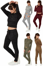 Tracksuit Hooded Regular Plain Hoodies & Sweats for Women