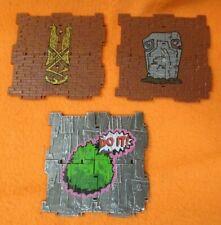Jazwares Fortnite 12 Piece Building Materials set Spray for action figures