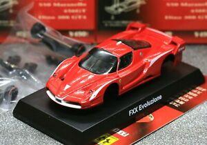 Kyosho 1/64 Ferrari Collection 6 Ferrari FXX Evoluzione (Type F140) 2007 Red