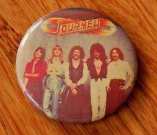 "1983 EVOLUTION Album Art 1979 Pop Rock JOURNEY Band Group 1 1/4"" Button Pin"