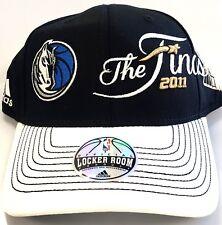 New! NBA Dallas Mavericks Locker Room Cap Embroidered Flex Fit Cap