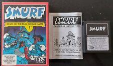 Smurf - Atari 2600 VCS - Boxed & Complete!