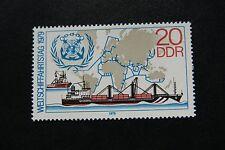 DDR, 1979, Weltschiffahrtstag (postfrisch)