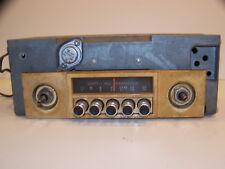 1963 DODGE DART ALL TRANSISTOR AM RADIO OEM