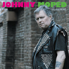 JOHNNY MOPED It's A Real Cool Baby *NEW CD*  DAMNED Capt Sensible