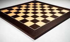 Tablero de ajedrez de madera Wengué 50 cm.