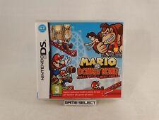 MARIO VS DONKEY KONG PARAPIGLIA A MINILANDIA DS 3DS PAL ITA ITALIANO COMPLETO