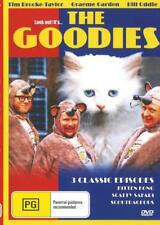 THE GOODIES - 3 CLASSIC EPISODES - NEW & SEALED DVD FREE LOCAL POST