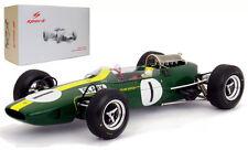 Spark 18S067 Lotus 33 Climax #1 1965 - Jim Clark 1965 World Champion 1/18 Scale
