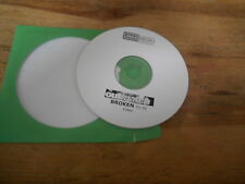 CD Rock outmatch-Broken: vidéo (2 chanson) MAXI Media Disc Only