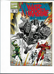 INVINCIBLE IRON MAN#283 VF/NM 1992 MARVEL COMICS. $6 UNLIMITED SHIPPING!
