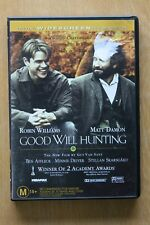 Good Will Hunting (Dvd, 1999) Preowned (D208)