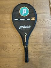 Prince Flame Ti Force 3 Oversize Tennis Racquet Racket Orange With Cover