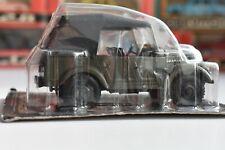 GAZ 69A Legendary USSR car. DeAgostini scale model 1/43