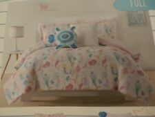 Laura Hart Kids Mermaids Full 9 piece Comforter Set with sheet set & 2 pillows