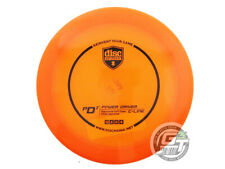 New Discmania C-Line Pd2 Chaos 171g Orange Black Stamp Distance Driver Golf Disc