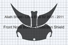 Lotus Elise S2 2001-2011 CLEAR Nose Bonnet Stone Chip guard Protection Decal