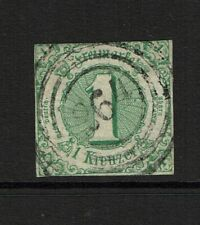 Thurn and Taxis Sc# 42, Used, minor creasing - S8681