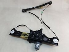 VAUXHALL ADAM 13-18 3DR FRONT DRIVER RIGHT WINDOW REGULATOR AND MOTOR 13350350