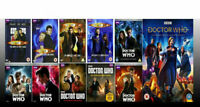 Doctor Who The Complete Series Seasons 1-11 (DVD, 58 Disc Box Set) New Sealed